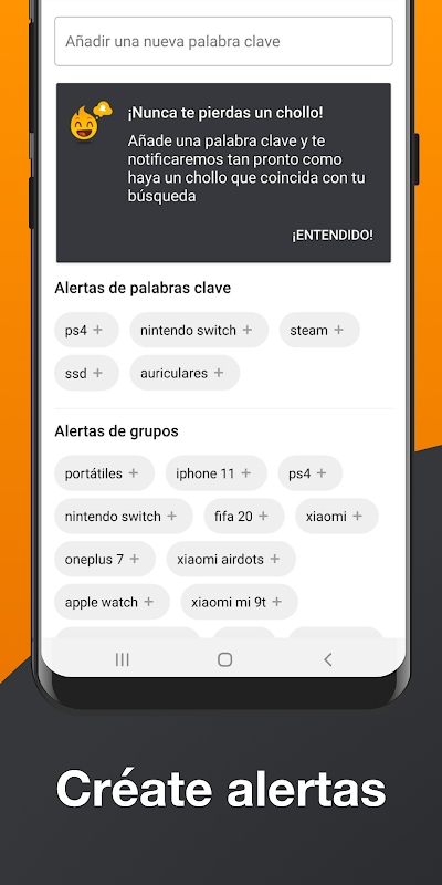Android Chollometro – Chollos, Black Friday, ofertas Screen 6