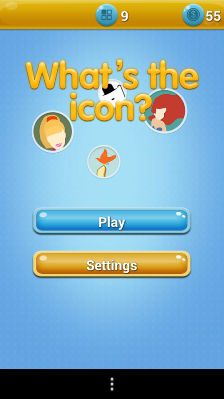 Android Icomania - What's the Icon? Screen 4