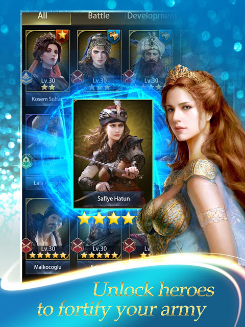 Android Days of Empire - Imperial Harem Screen 10