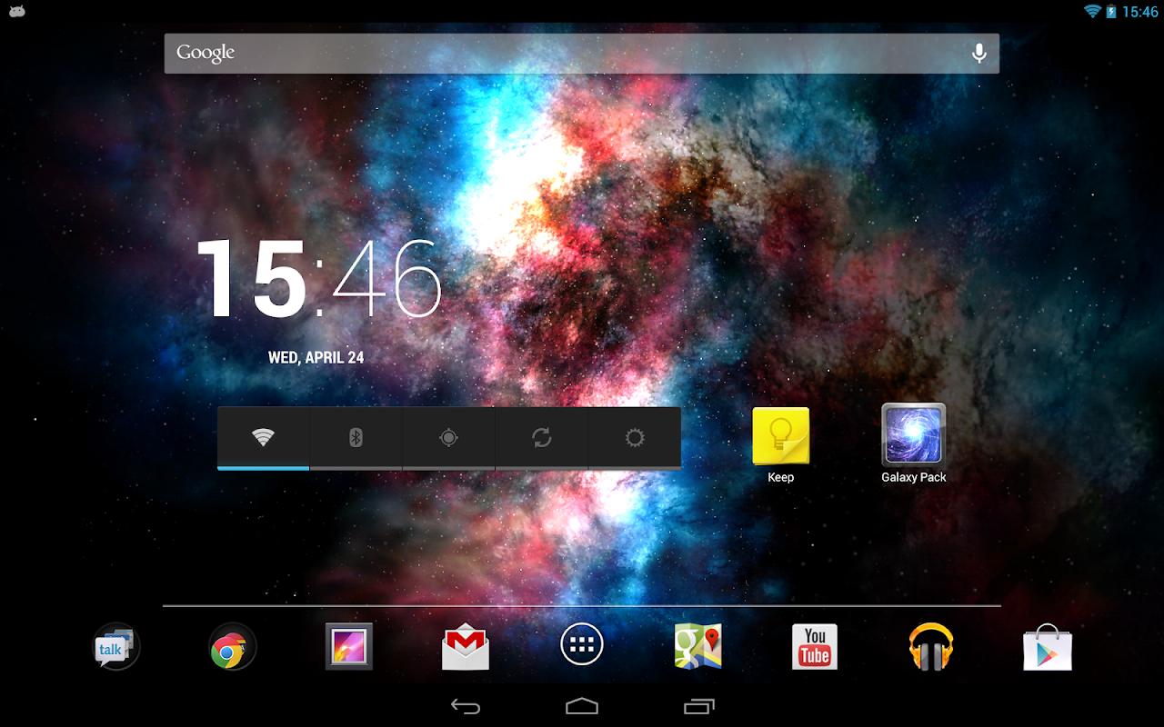 Galaxy Pack 1.9 Screen 15