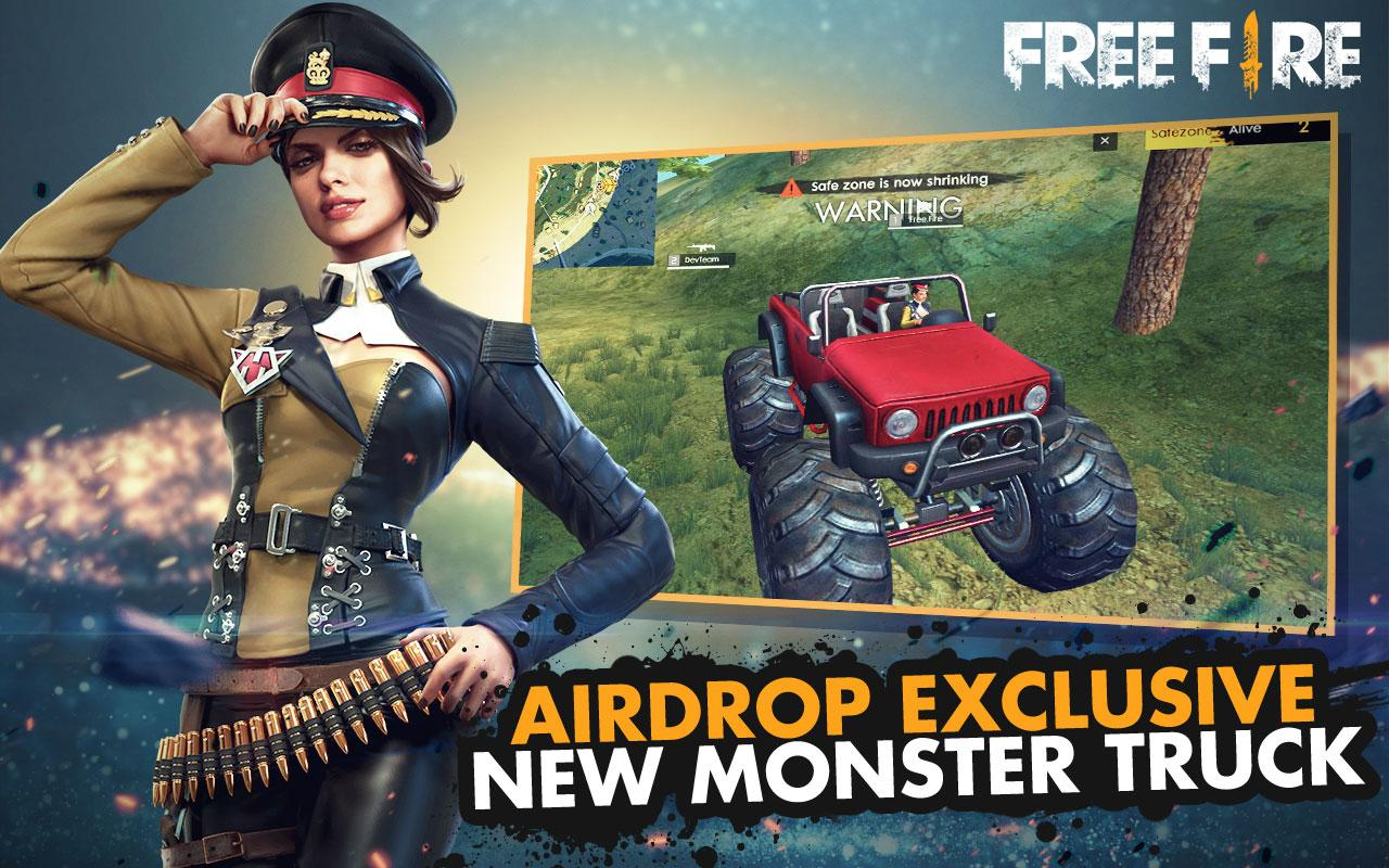 Android Garena Free Fire Screen 1