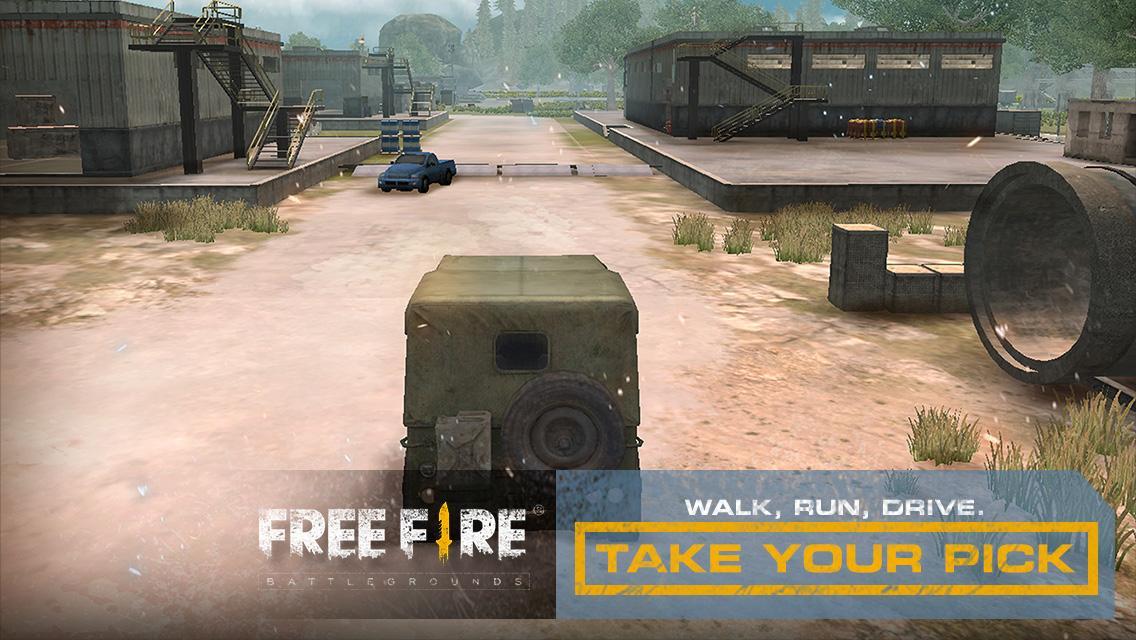 Free Fire - Battlegrounds 1.6.6 Screen 4
