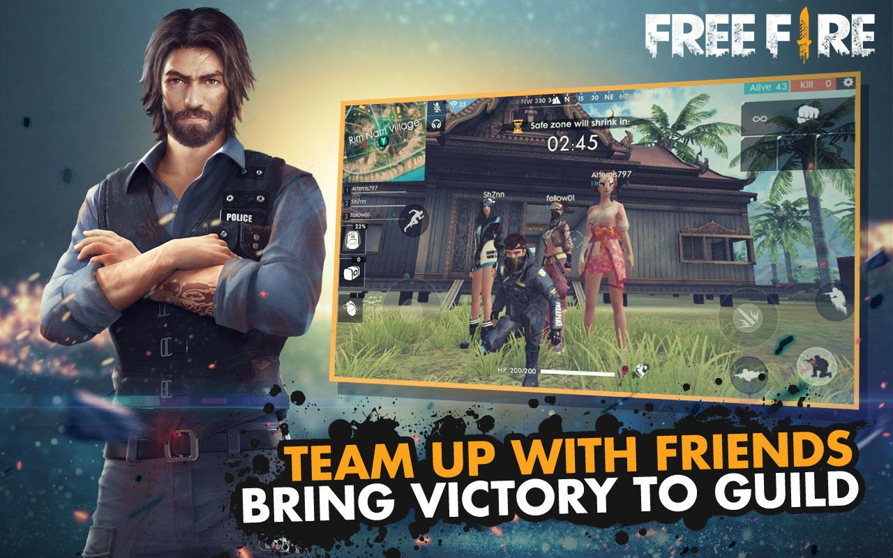 Android Garena Free Fire Screen 5