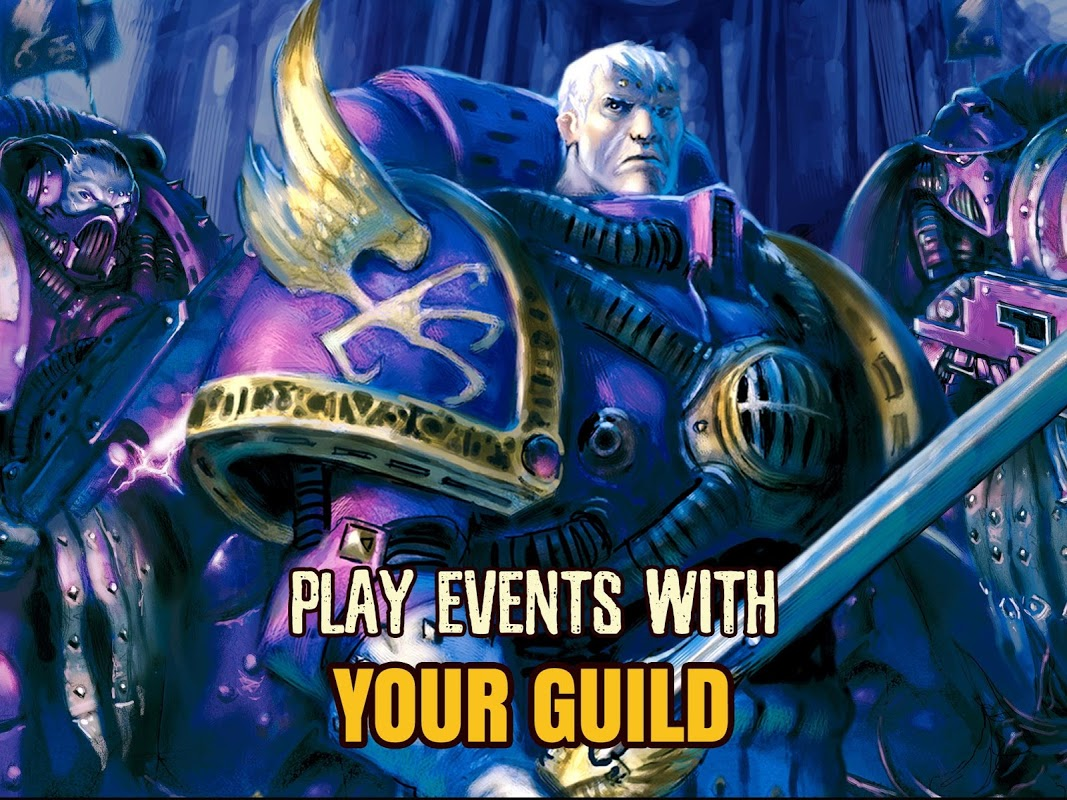 The Horus Heresy: Legions – TCG card battle game 1.0.80 Screen 11