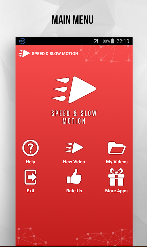 Speed and Slow Motion APKs | Android APK