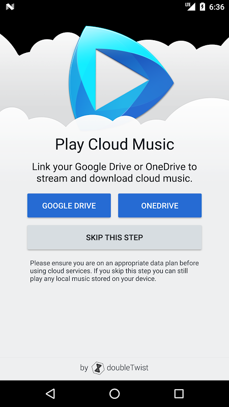 Android CloudPlayer™ by doubleTwist cloud & offline player Screen 6