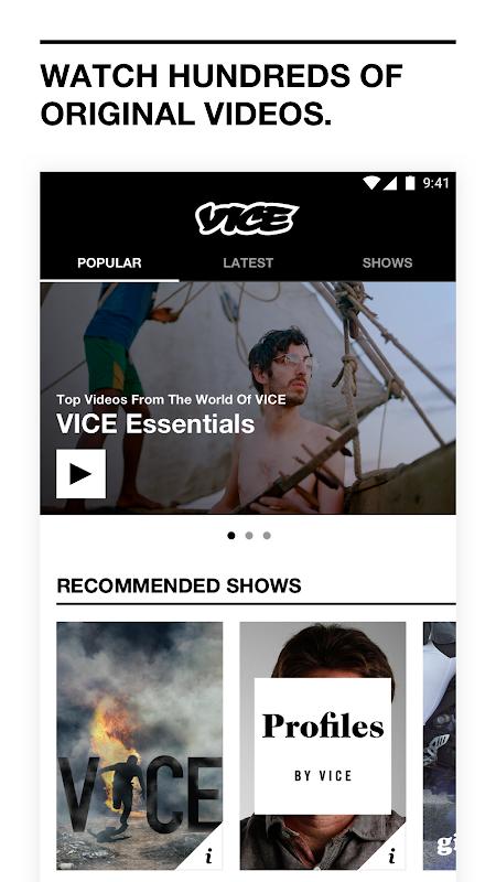 VICE 2.3.2.2 Screen 3