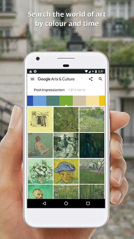 Google Arts & Culture 7.2.16 Screen 9