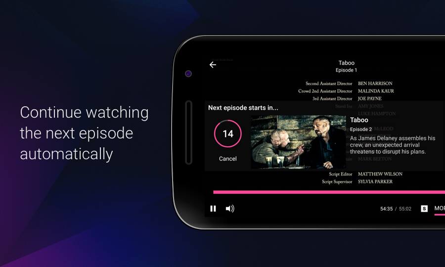 BBC iPlayer 4.38.0.3 Screen 7