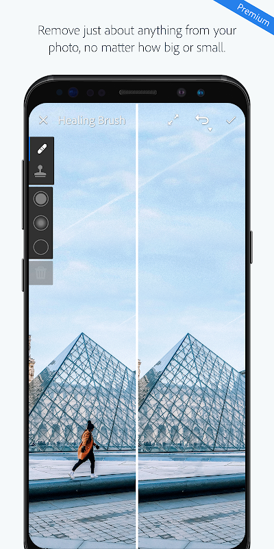 Android Adobe Photoshop Lightroom CC Screen 6