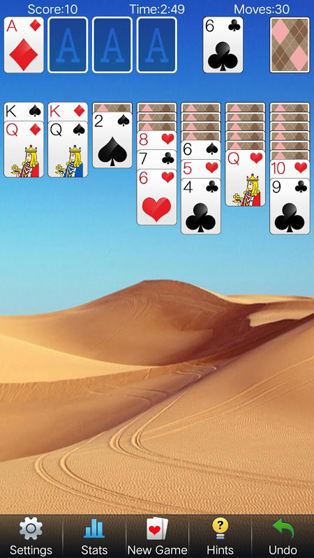 Solitaire Card Games 4.3.9 Screen 4