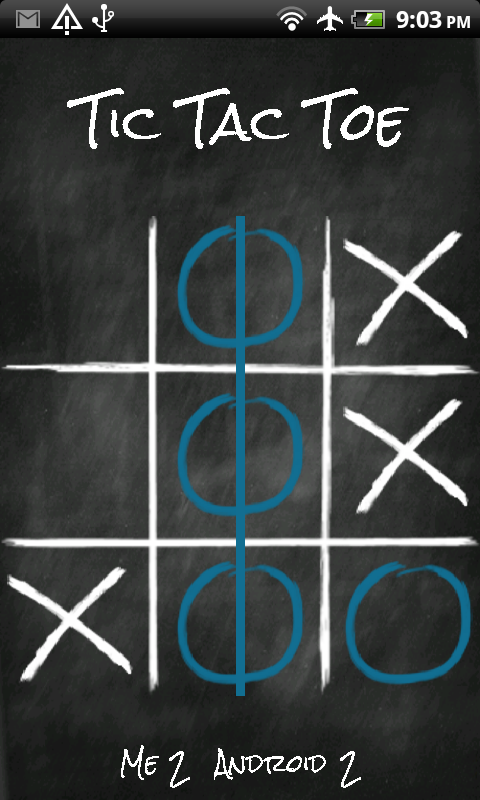 Tic Tac Toe 2.6 Screen 2