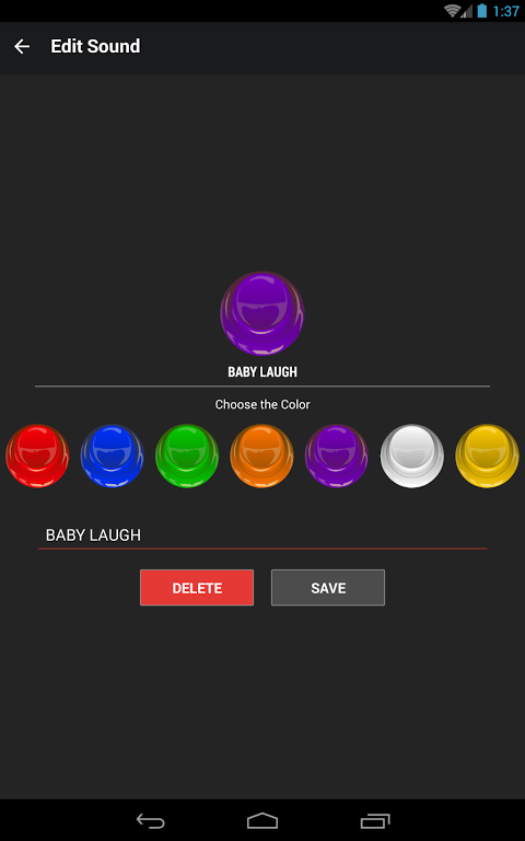 Instant Buttons 1.0.15 Screen 3