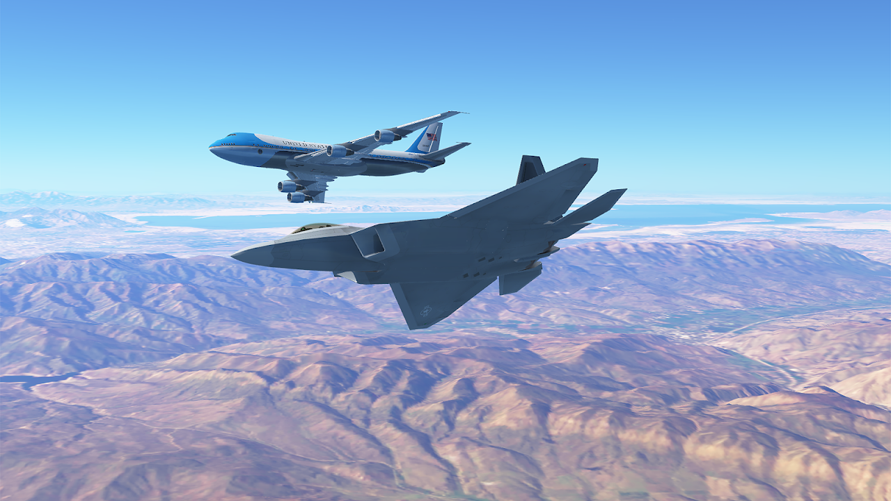 Android Infinite Flight Simulator Screen 3
