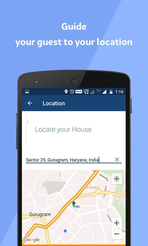 Android Travelguru Homestays Screen 5