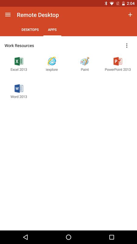 Microsoft Remote Desktop 8.1.56.294 Screen 11