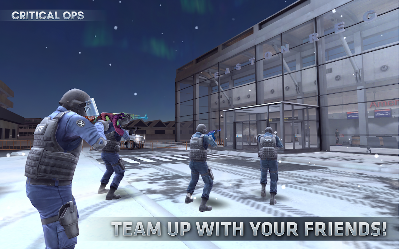 Android Critical Ops Screen 13