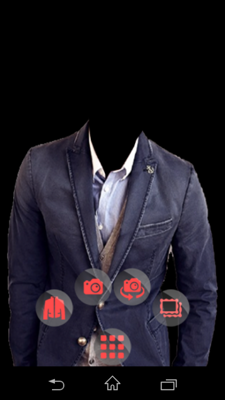 Android New York Men Fashion Suit Screen 1