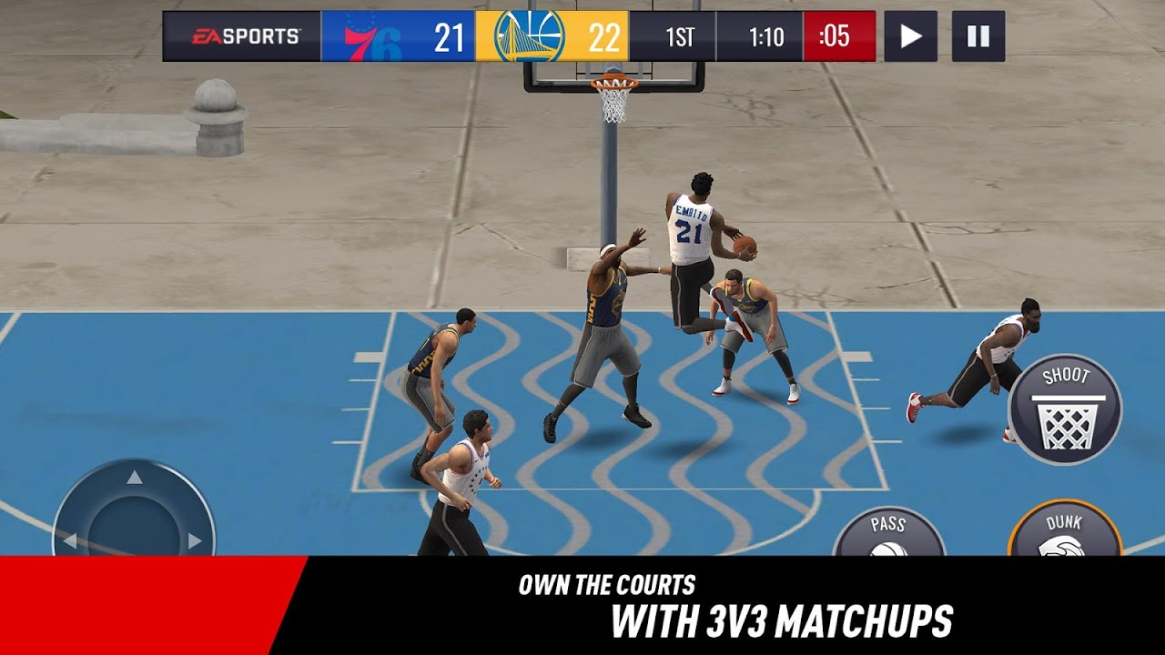 download nba live mobile apk 1.0.8