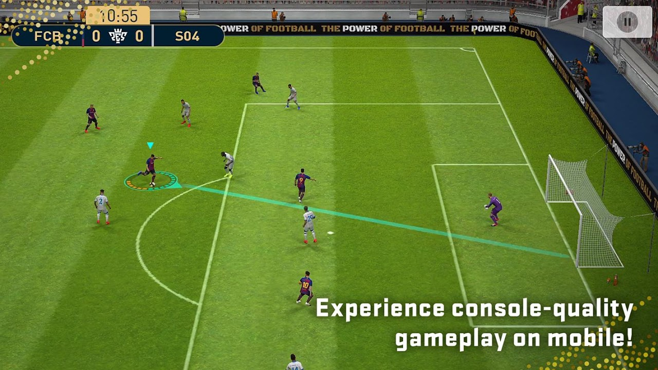 Android PES2017 -PRO EVOLUTION SOCCER- Screen 16