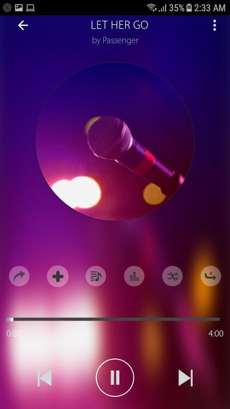 Mp3 Player 1.8.6c Screen 4