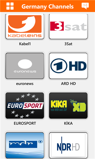 Android Global TV Screen 2