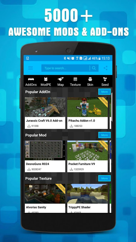 Mods & Addons for Minecraft PE 1.16.1 Screen 2