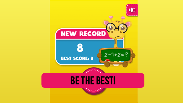 Android Math Genius Screen 3