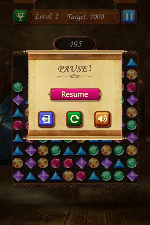 Android Magic Gems Screen 3