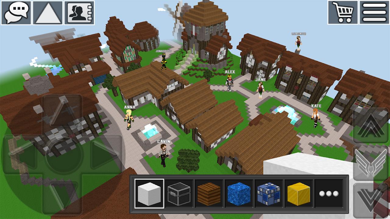WorldCraft : 3D Build & Craft 3.1 Screen 8