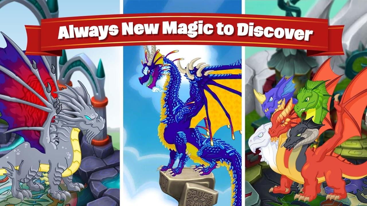 DragonVale 4.6.0 Screen 4