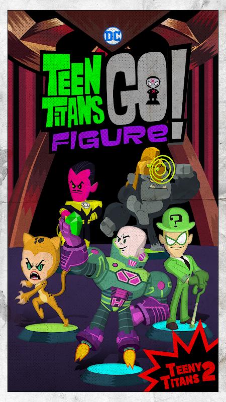 Teen Titans GO Figure! 3.5 Screen 7