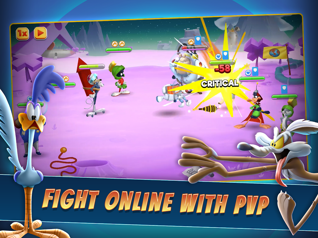 Looney Tunes™ World of Mayhem - Action RPG 13.0.5 Screen 7