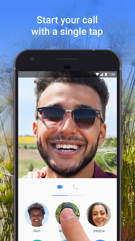 Google Duo 39.0.212822332.DR39_RC17 Screen 2