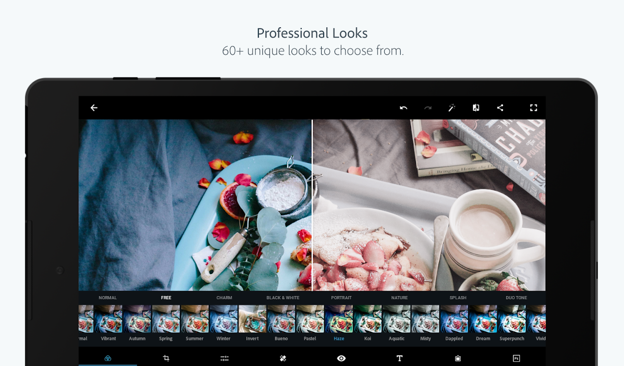 Adobe Photoshop Express:Photo Editor Collage Maker 5.8.561 Screen 12