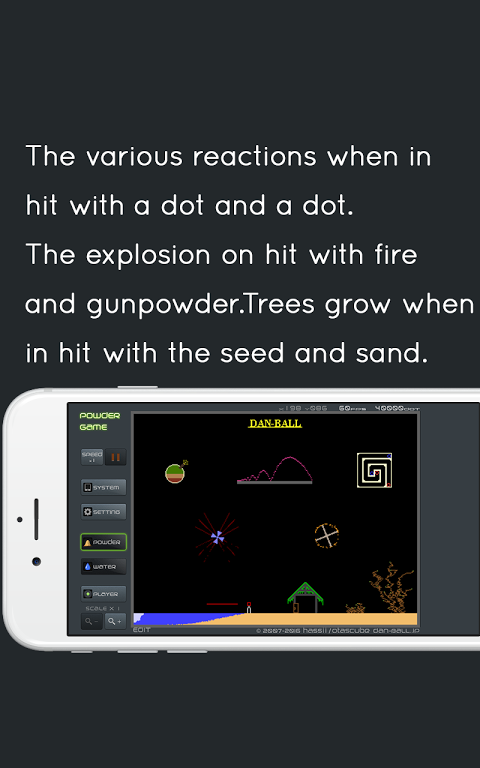 Powder Game 3.6.0 Screen 10