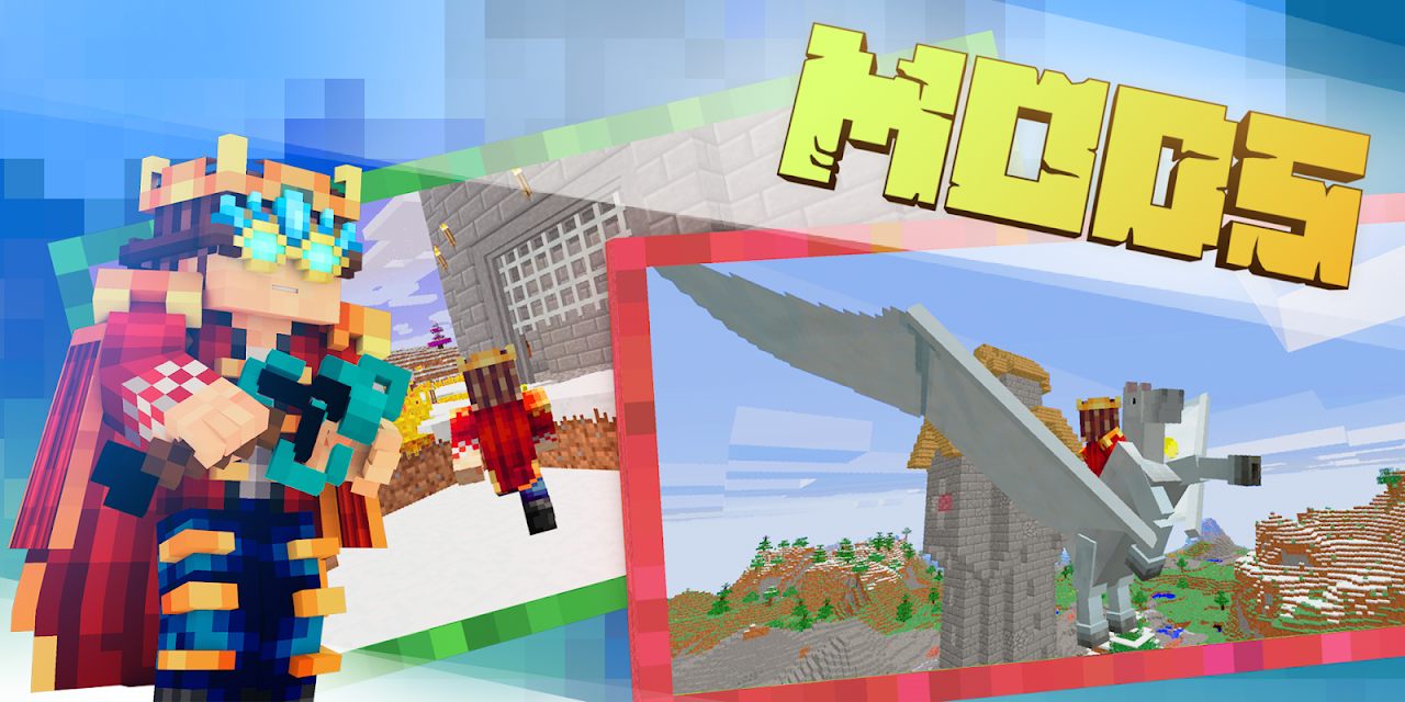 Android MOD-MASTER for Minecraft PE (Pocket Edition) Free Screen 1