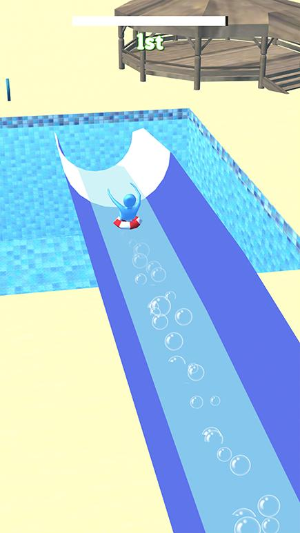 Android Aquapark Race IO Screen 3