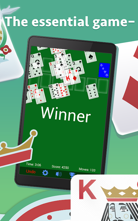 Solitaire 3.5.1.3 Screen 12