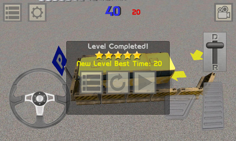 Android Bus Parking 2 Screen 16