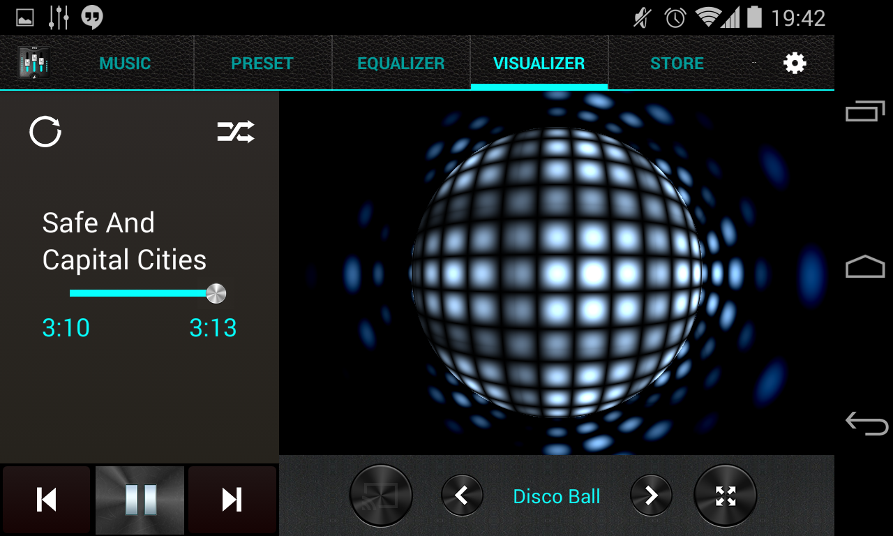 Equalizer + Pro (Music Player) 0 8 APK Download by DJiT