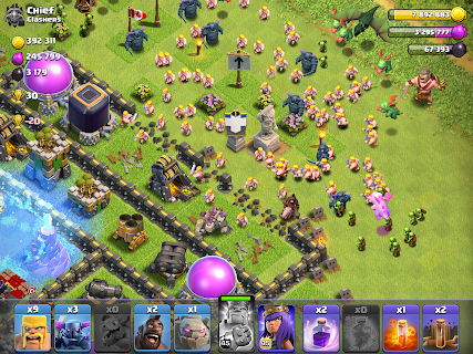 Clash of Clans 10.134.12 Screen 5