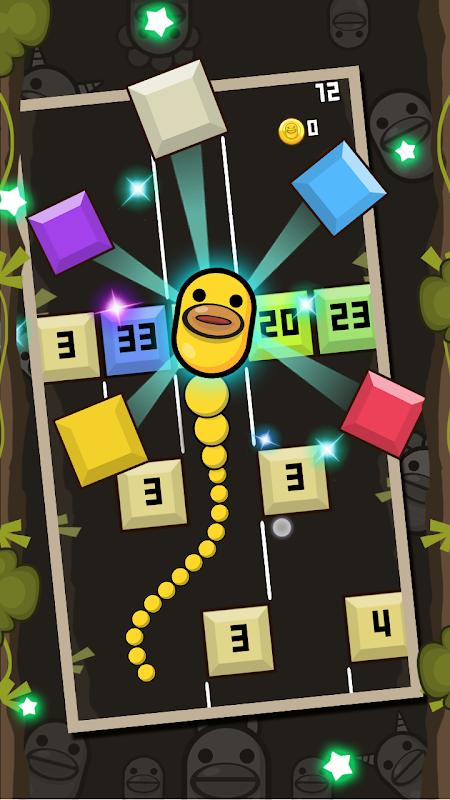 Slidey: Snake Brick 1.0.20 Screen 1