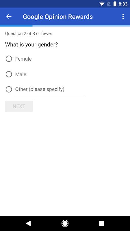 Google Opinion Rewards 20180326 Screen 5