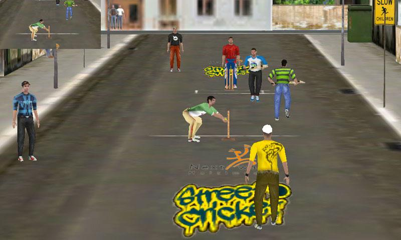 Street Cricket Pro 4.2 Screen 4