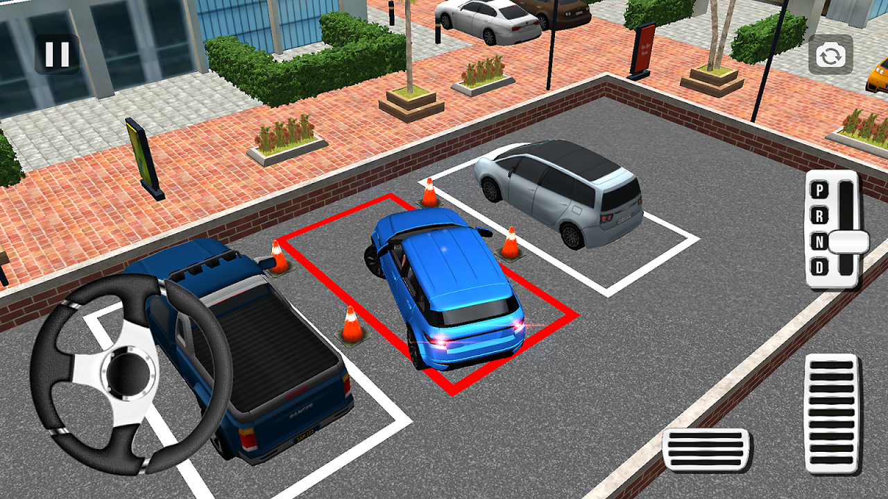 Android Master of Parking: SUV Screen 4