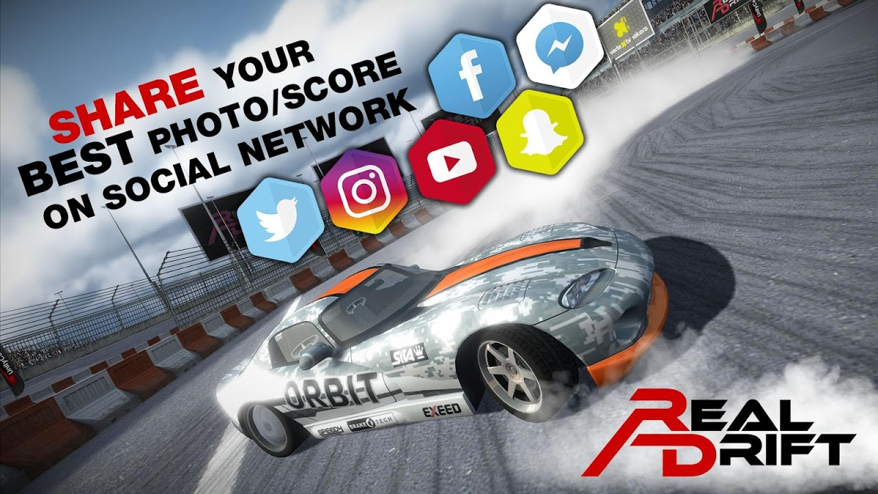Android Real Drift Car Racing Screen 6