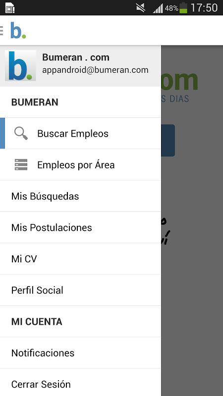 Bumeran com | Empleos 3 3 3 APK Download by InfoJobs