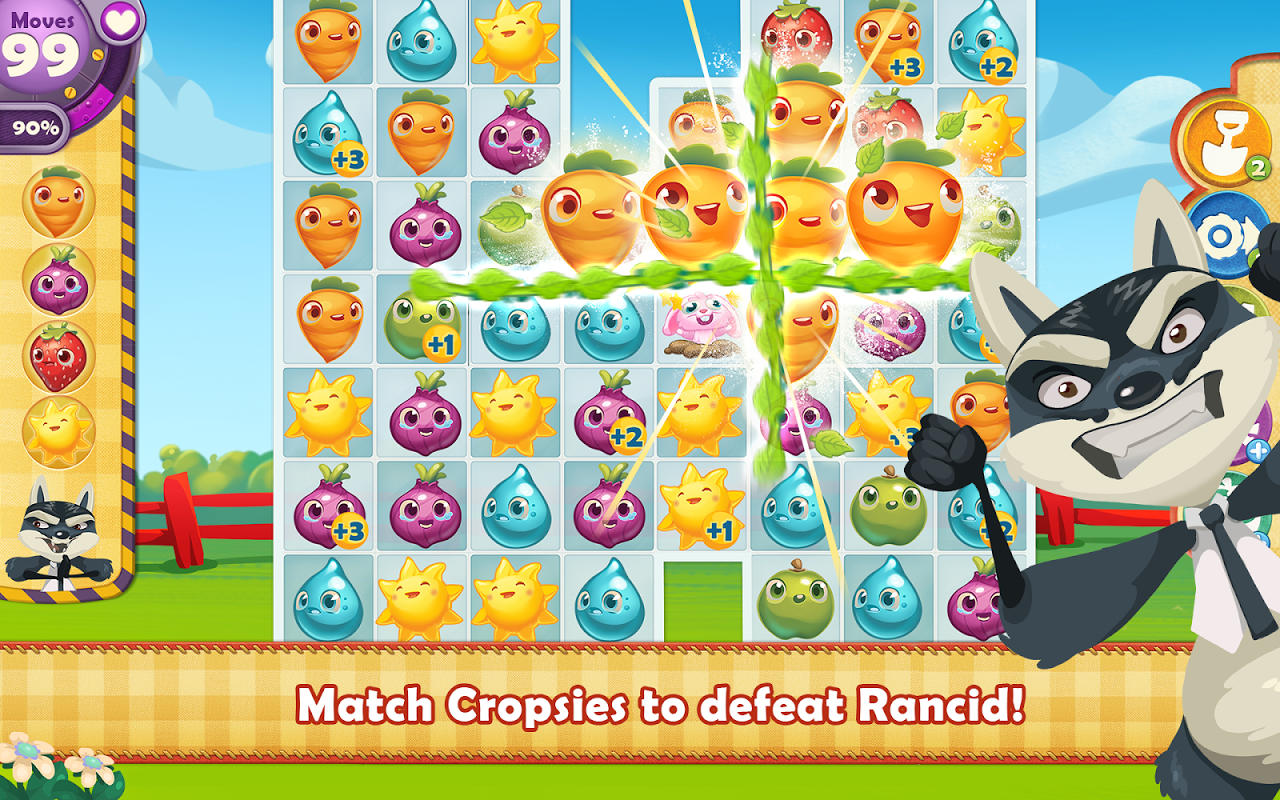 Android Farm Heroes Saga Screen 8
