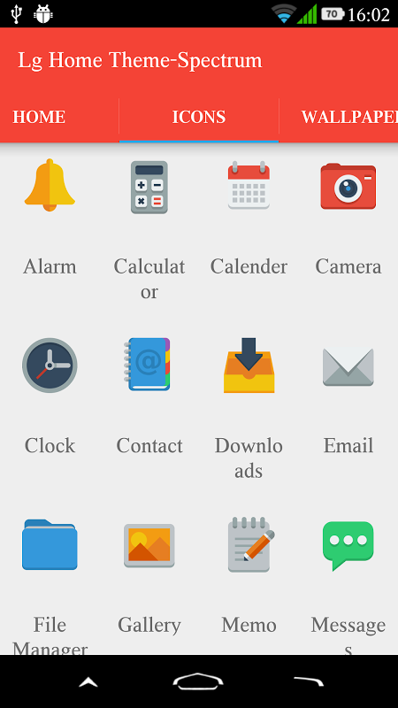 Theme for Lg Home-Spectrum 1 0 APK Download by JBR Techies